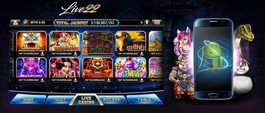 Epicwin mobile slot online มือถือ