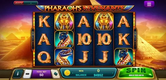 Pharohs Revenant