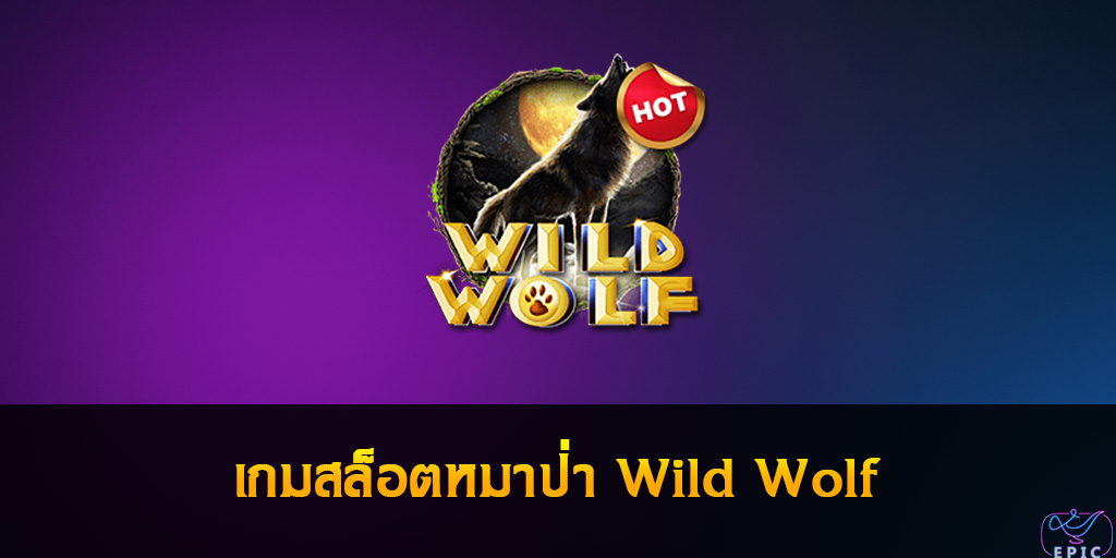 เกมสล็อตหมาป่า Wild Wolf