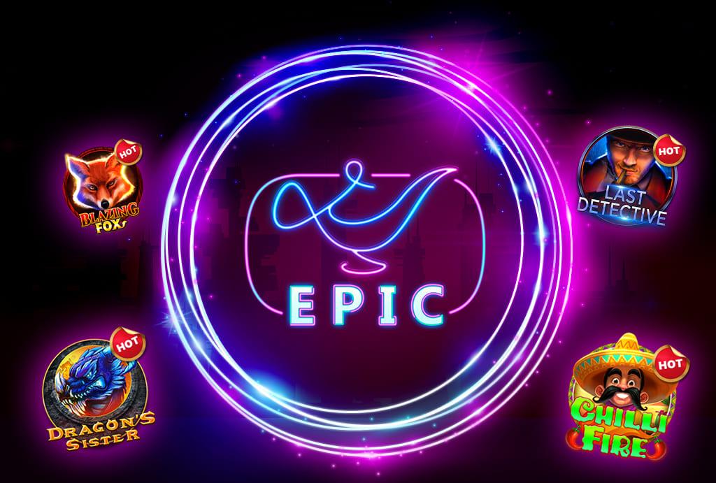 Epicwin ฝากถอน  เกมสล็อต 24 ชั่วโมง สล็อตออนไลน์ฝากถอนไม่มีขั้นต่ำ