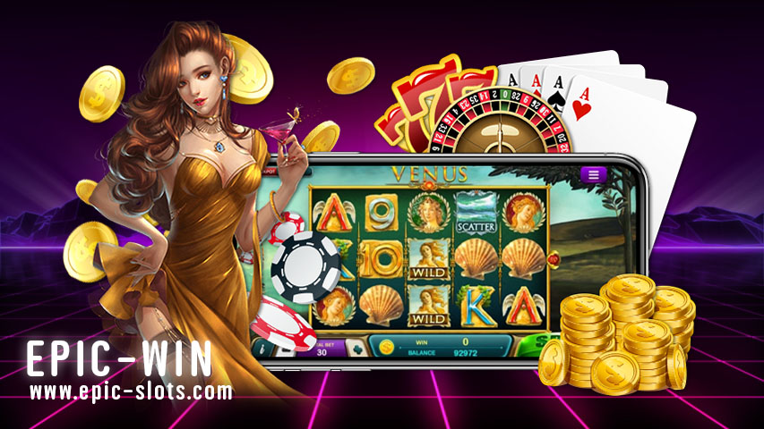 Epic slot แจกเครดิตฟรีทันที 100 บาท ทดลองสล็อตxo ฟรี SPIN