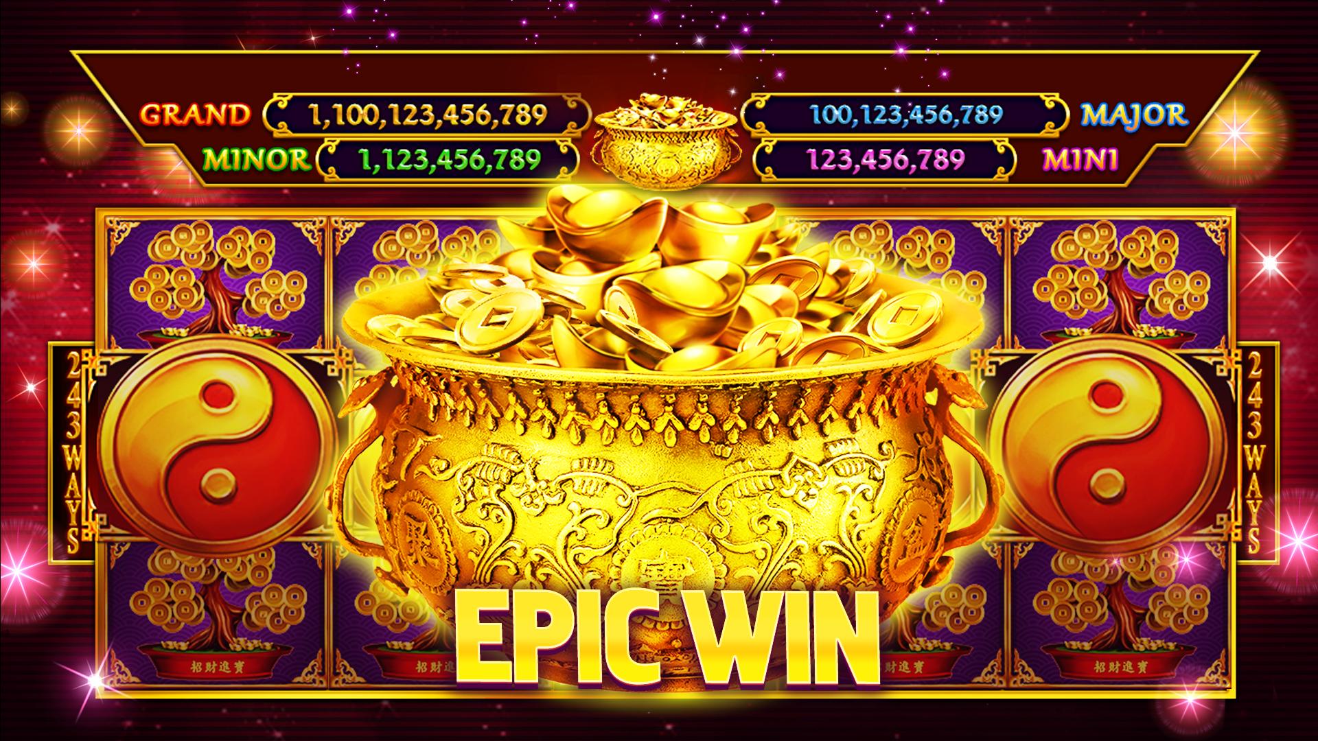 Epic slot สมัครวันนี้รับโบนัต้อนรับทันที โบนัส 50% เกม spin