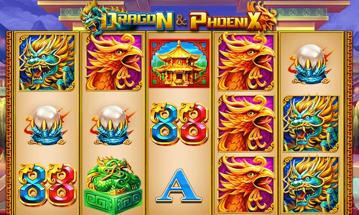 Epicwin-Dragon & Phoenix-ทางเข้า