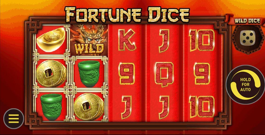 Epicwin 2021 : รีวิว Fortune Dice สล็อตยอดนิยม โปรโมชั่นx100
