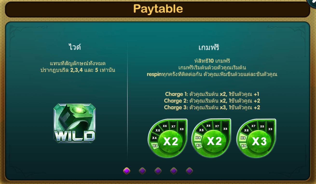 Epicwin-Green Lantern-เกม