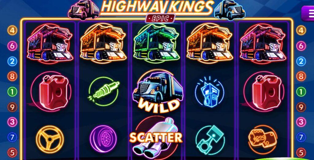 Epicwin-Highway kings epic-ทางเข้า