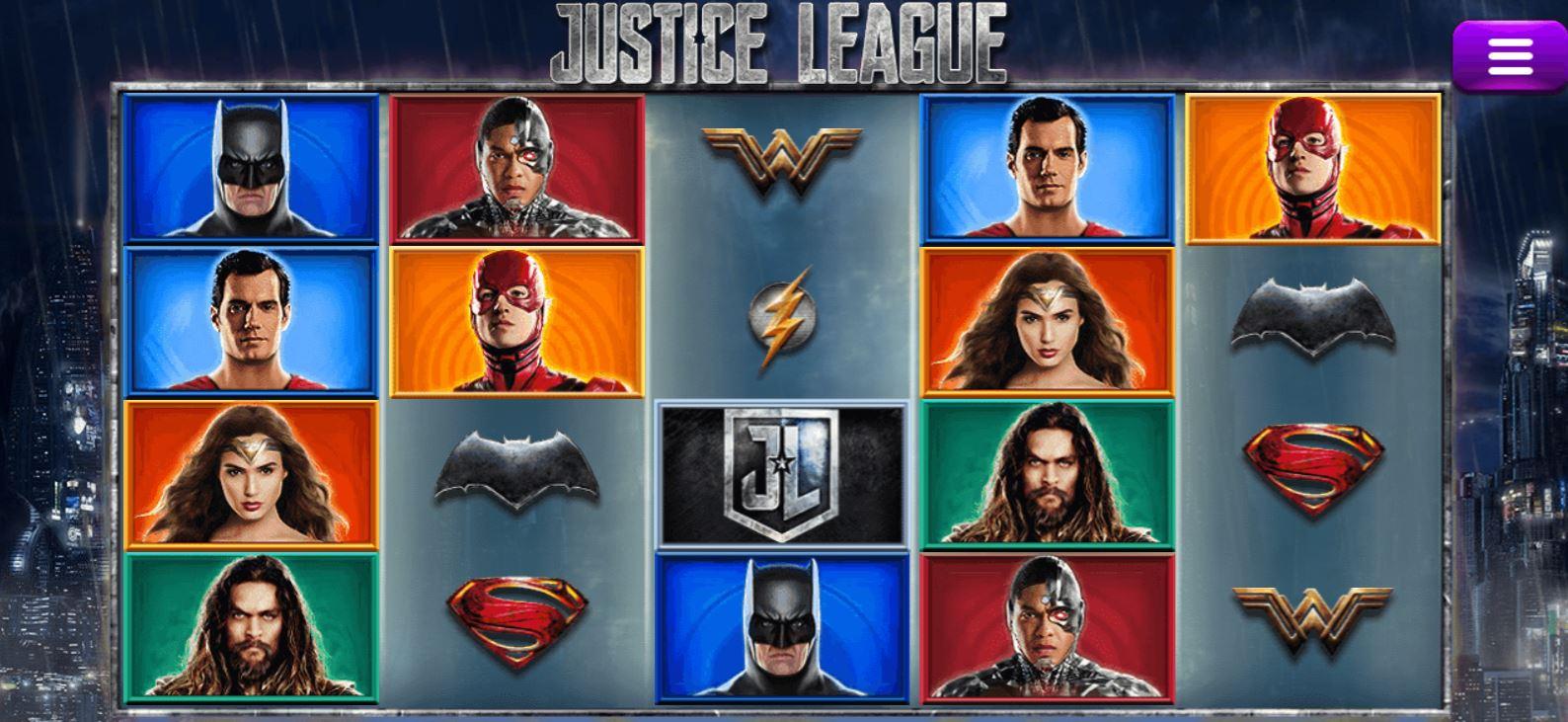 Epicwin-Justice League-ทางเข้า