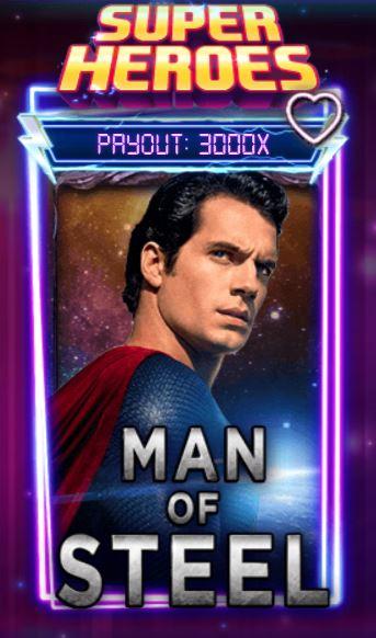 Epicwin-Man of Steel-demo