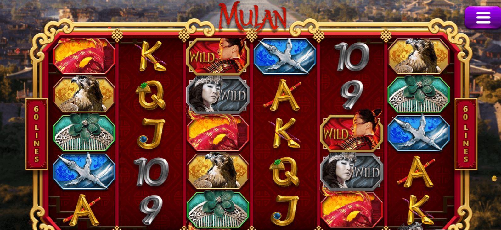 Epicwin โปรโมชั่นเครดิต Free | ทางเข้าเกมสล็อต Mulan 2021