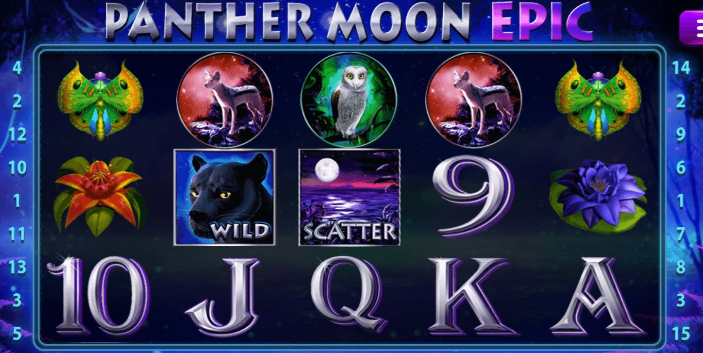 Epicwin-PANTHER MOON-game