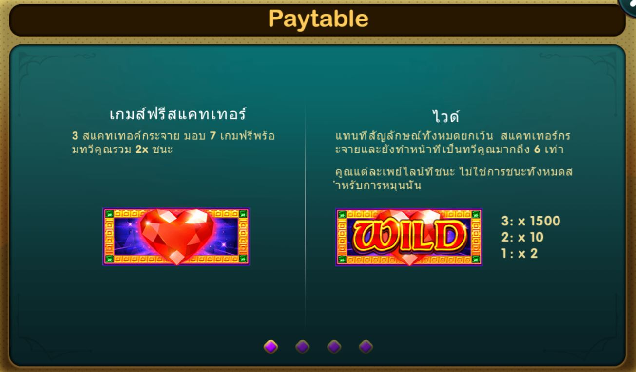 Epicwin-RUBY HEART-เกม