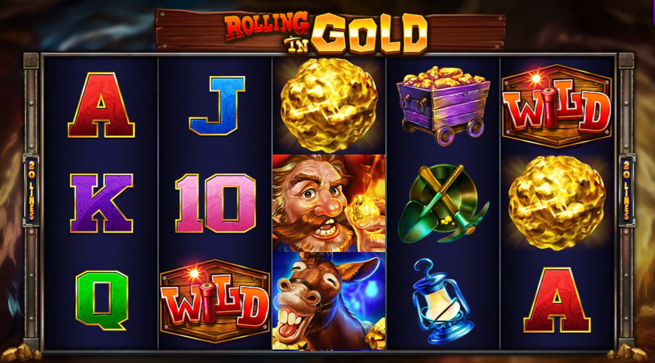 Epicwin-Rolling In Gold-ทางเข้า