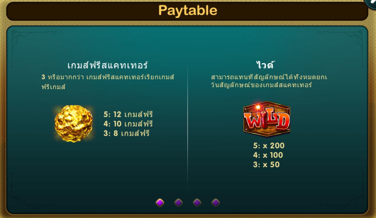 Epicwin-Rolling In Gold-เกม