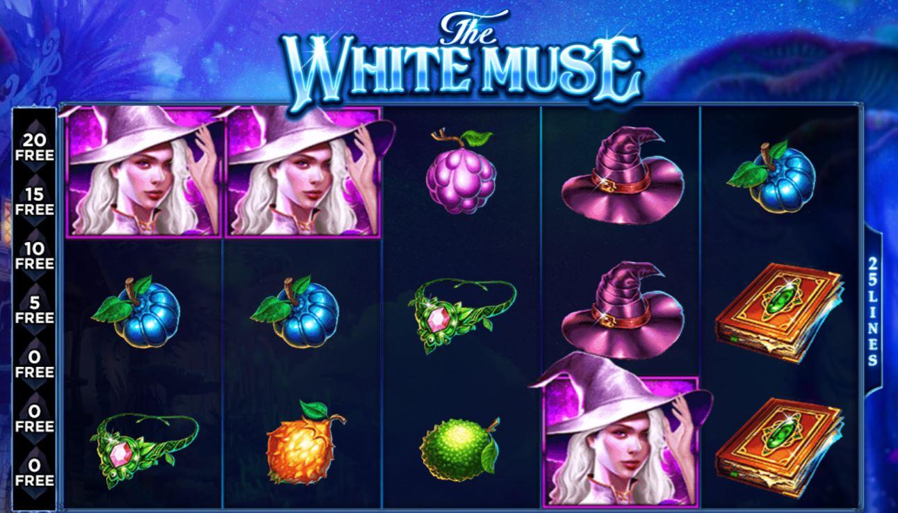 Epicwin 2021 | The White muse เล่นง่ายชนะเร็ว โปรโมชั่น Free