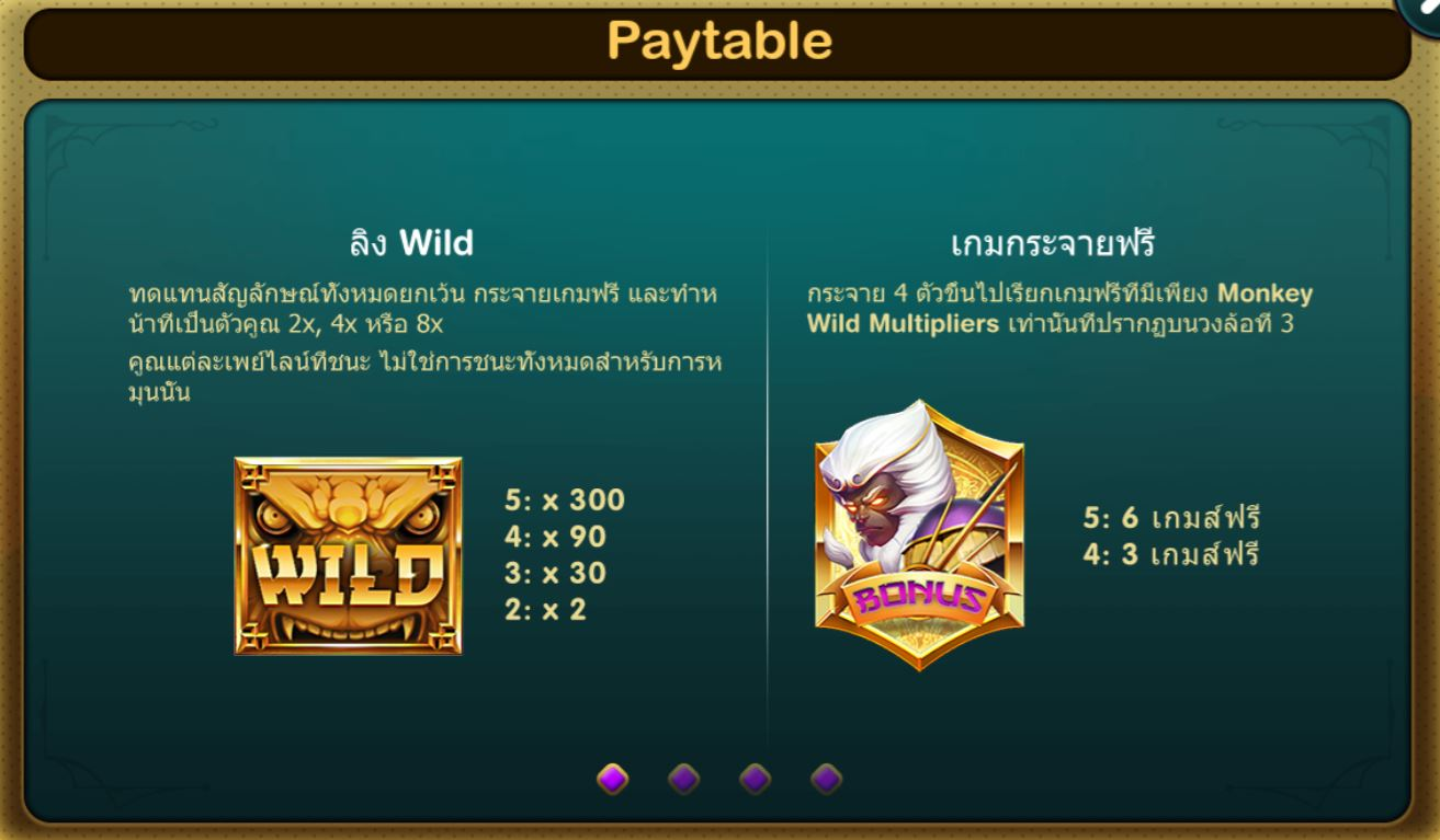 Epicwin-Wukong Blessing-เกม