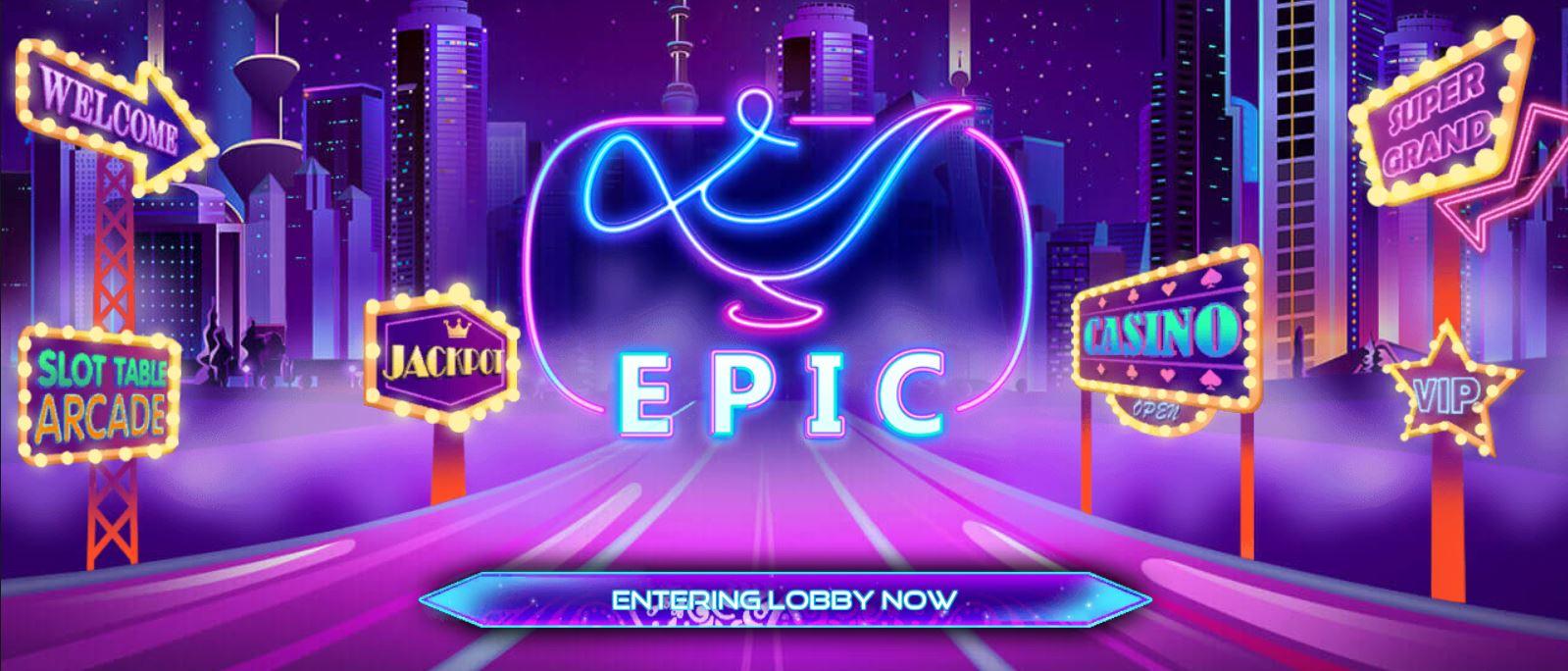 Epicwin-lobby-now