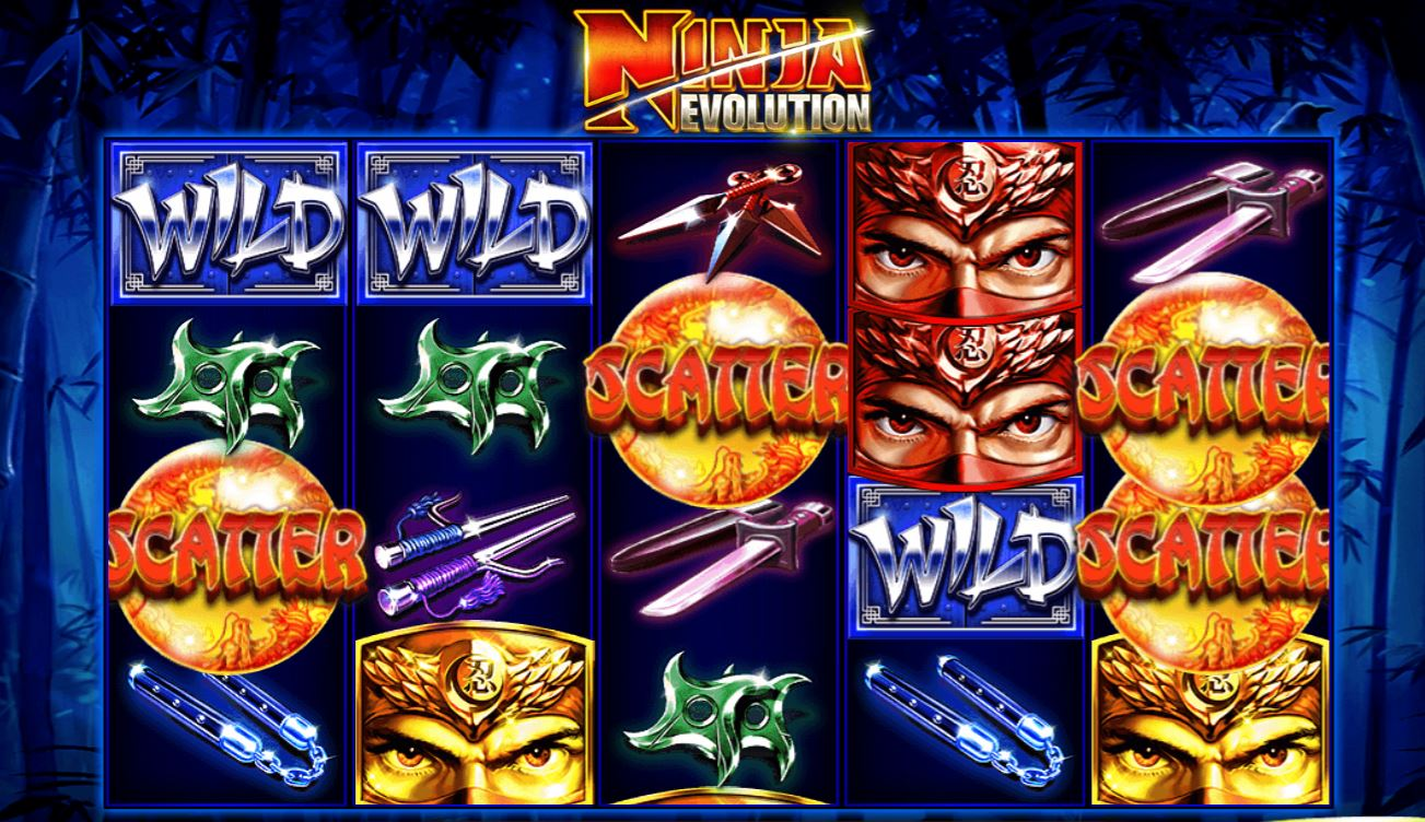 Epicwin-ninja evolution-ทางเข้า