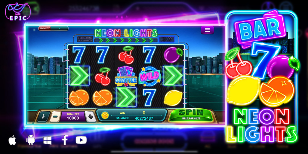 Epic-slot-สล็อต777ฟรีเครดิต