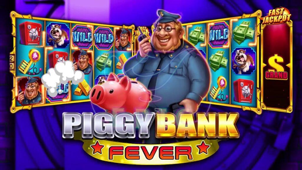 EPIC PIGGY BANK FEVER