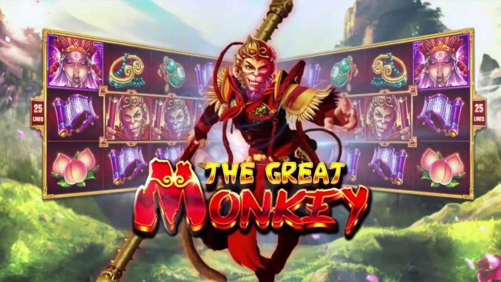 EPIC THE GREAT MONKEY