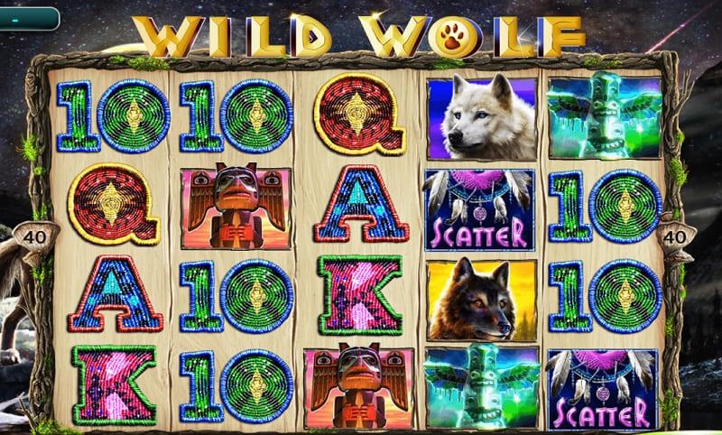 Epicwin WILD WOLF