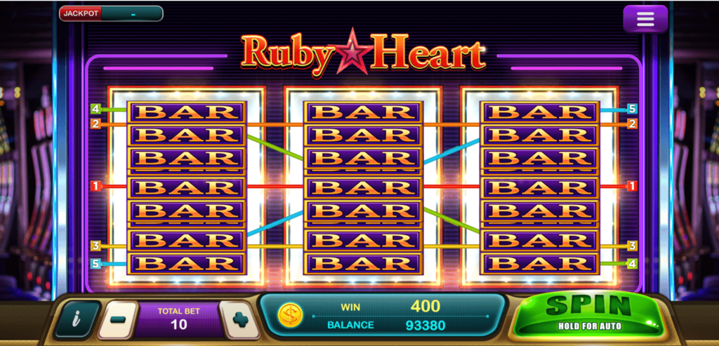 EPIC RUBY HEART
